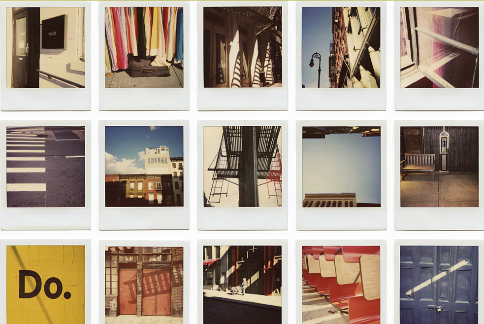album photo pour polaroid. Black Bedroom Furniture Sets. Home Design Ideas